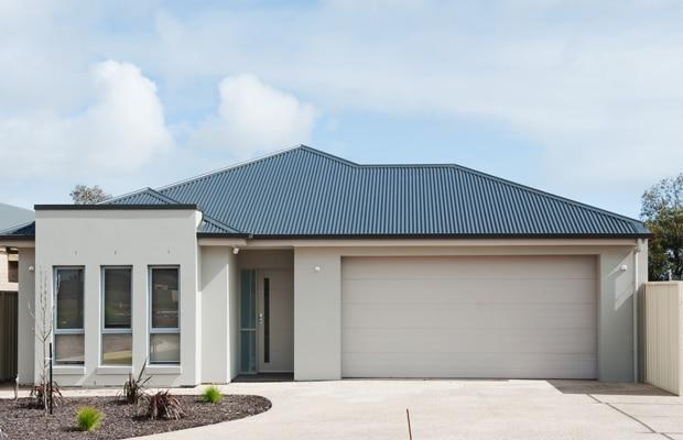 Geïsoleerde dakplaten