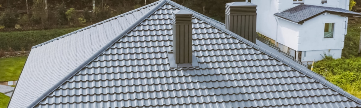 geisoleerde dakpanplaten